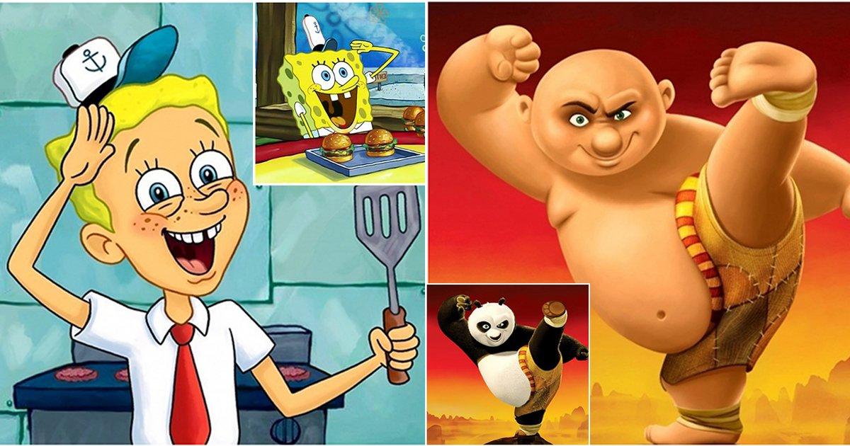 thumbnail 28.jpg?resize=300,169 - 귀여운 만화 캐릭터들이 사람으로 변신한다면? 어떤 모습일까? (사진 11장)