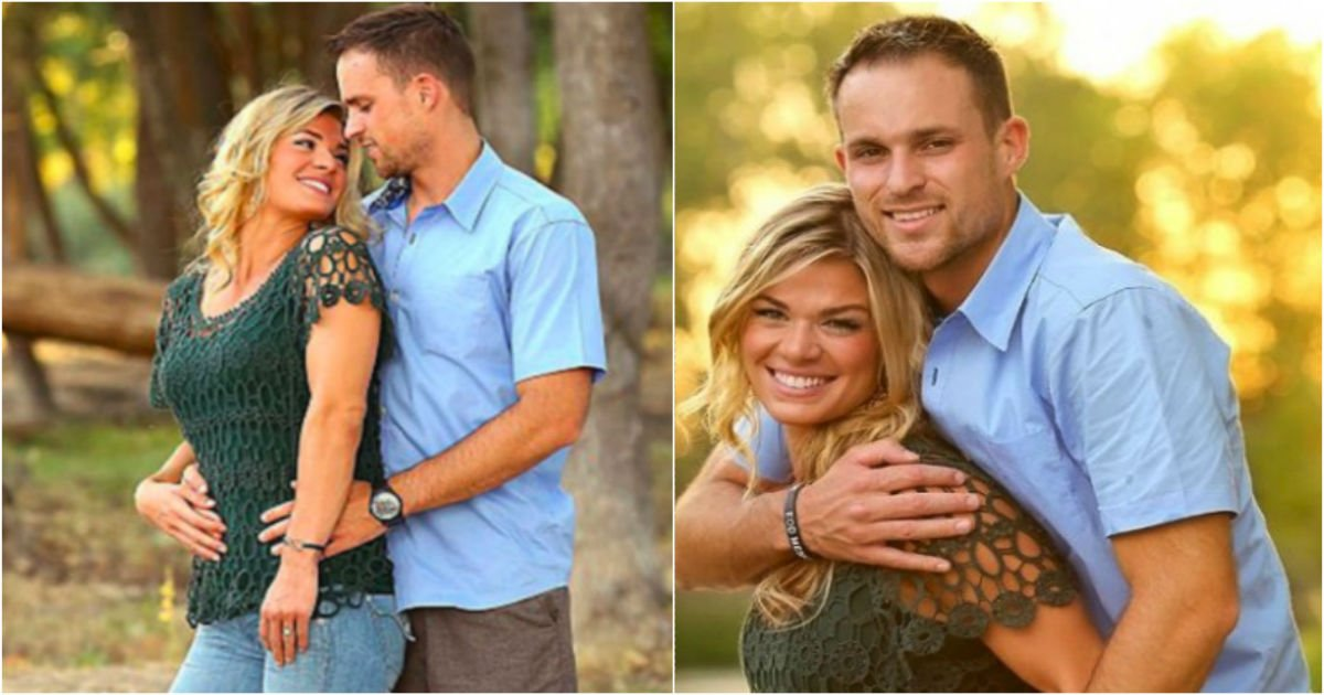 wife husband photo cover.jpg?resize=1200,630 - People Wondered Why Wife Was Carrying Husband, Discovered He Has No Legs