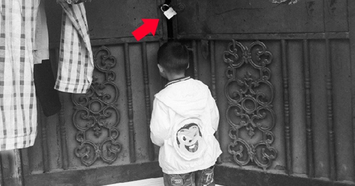 0 2 - '4살' 아들 유치원 간 사이 이사 가버린 친아빠... '경악'