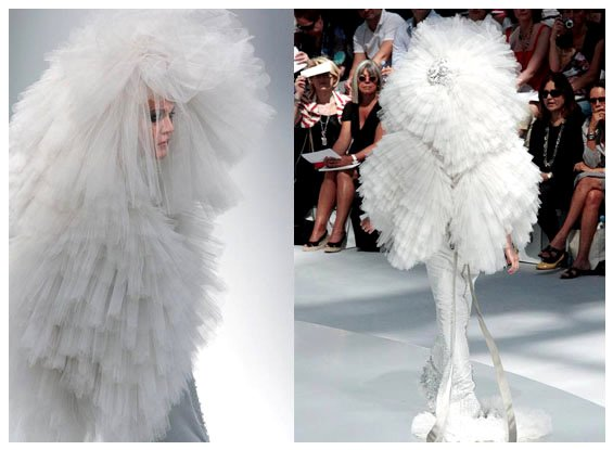 10weirdweddingdress - 18 Wedding Dresses That Are Just Downright Bizarre