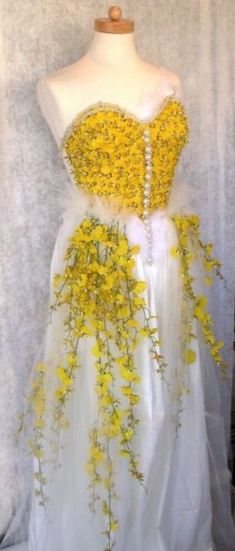 16weirdweddingdress - 18 Wedding Dresses That Are Just Downright Bizarre
