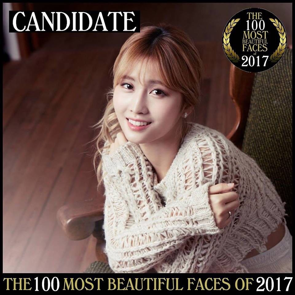 19121892 312056295873357 6874111564023070720 n - 「世界で最も美しい顔100人」にノミネートされた日本人は誰?