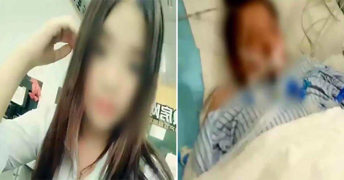 22 4 - 지각했다며 상사가 '스쿼트 100개' 명령 … 결국 '사망'한 10대 소녀