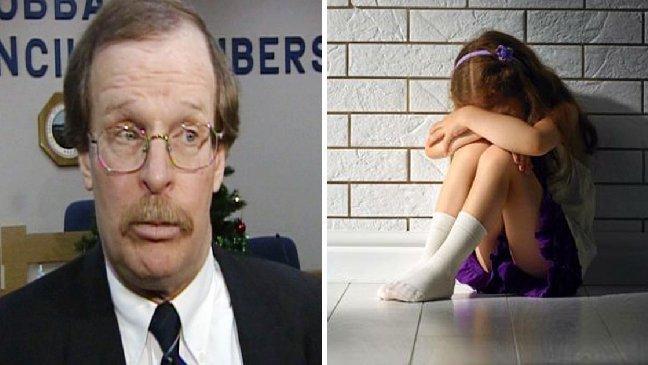 """3 1 3 - 4歳の女の子に性暴行後""""その子も同意した""""と言う男性…""""驚愕"""""""