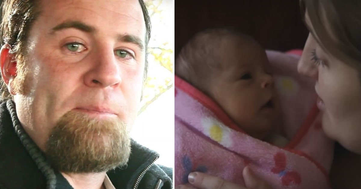adoption story.jpg?resize=300,169 - Man's Vision From God Came True After He And His Wife Got A Baby Through Adoption
