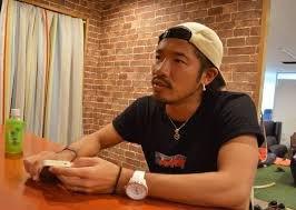 28歳の時、ダンサー AKIHIRO