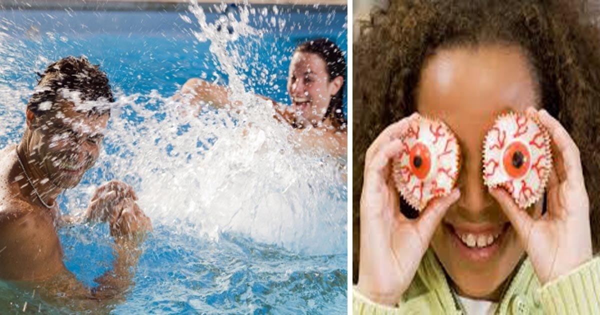 article 1 th 1 - 세균이 득실득실, 물놀이 할 때는 더 위험한 '이것'