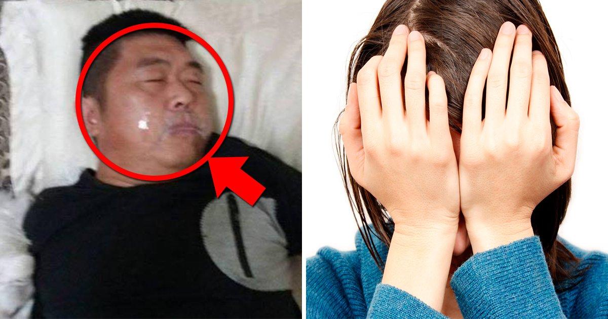 article thumbnail 19.jpg?resize=412,232 - 매일 밤 '테이프'로 입을 막는 남편, 그의 속사정에 아내는 눈물이 펑펑…