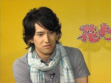 31歳の時、俳優 阿部力