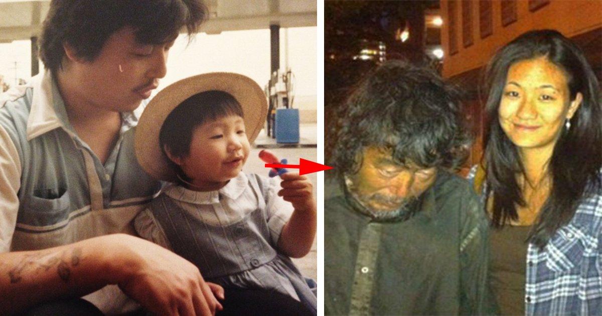 eb85b8ec8899ec9e90.png?resize=412,275 - 노숙자 사진 찍다 '21년' 전 헤어진 '아버지' 만난 사진작가.