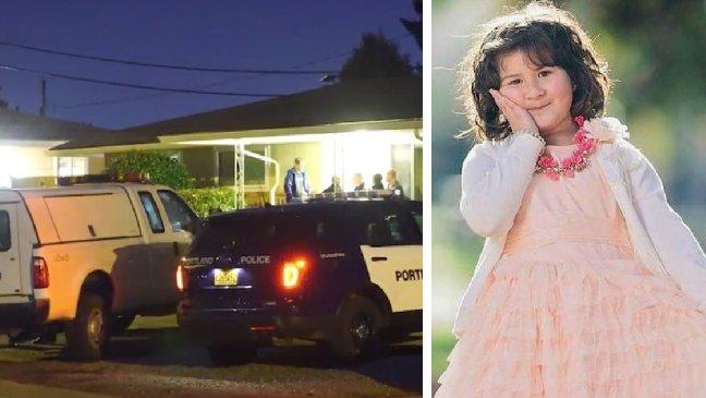 ec9db4eba684 ec9786ec9d8cer - Un padre controla a su hija dormida, ve un pie sobresaliendo de la cama y llama inmediatamente al 911.