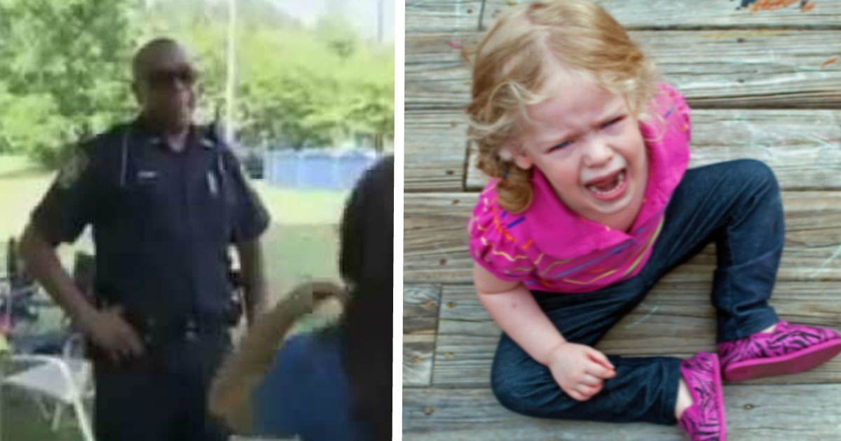 ec9db4eba684 ec9786ec9d8cfadserfadfs.jpg?resize=636,358 - Girl Gives Cop Lemonade, But Cop 'Pays' By Accusing Her. Then, Things Get Much Worse