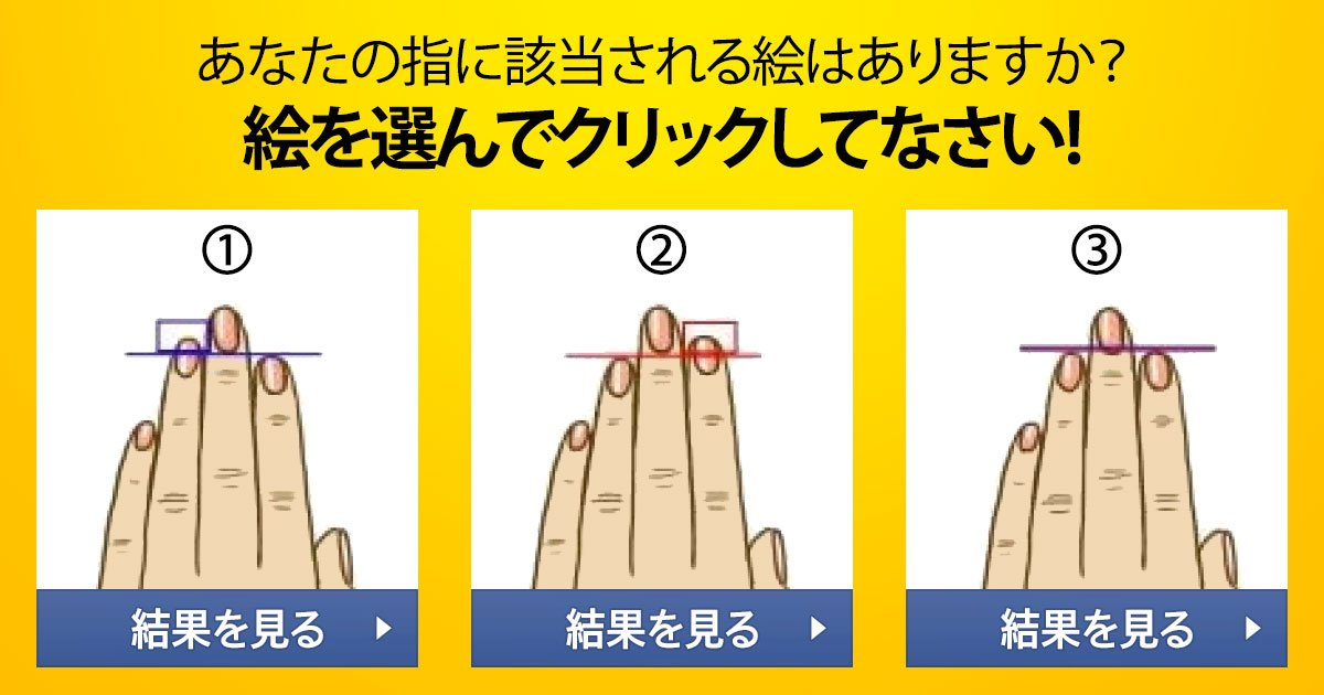 fingerstest