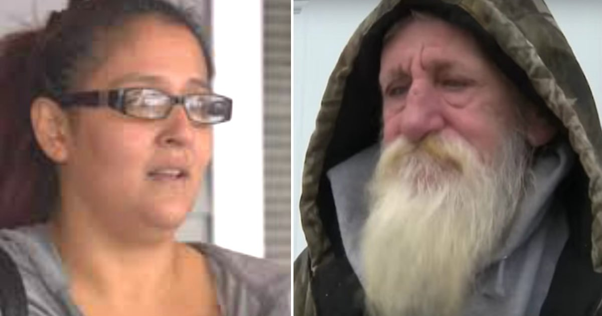 homeless arrested sex offender 1.jpg?resize=412,275 - Mother Donated Lottery Winnings To Homeless, But Collapsed When Cop Called To Say He Got Arrested
