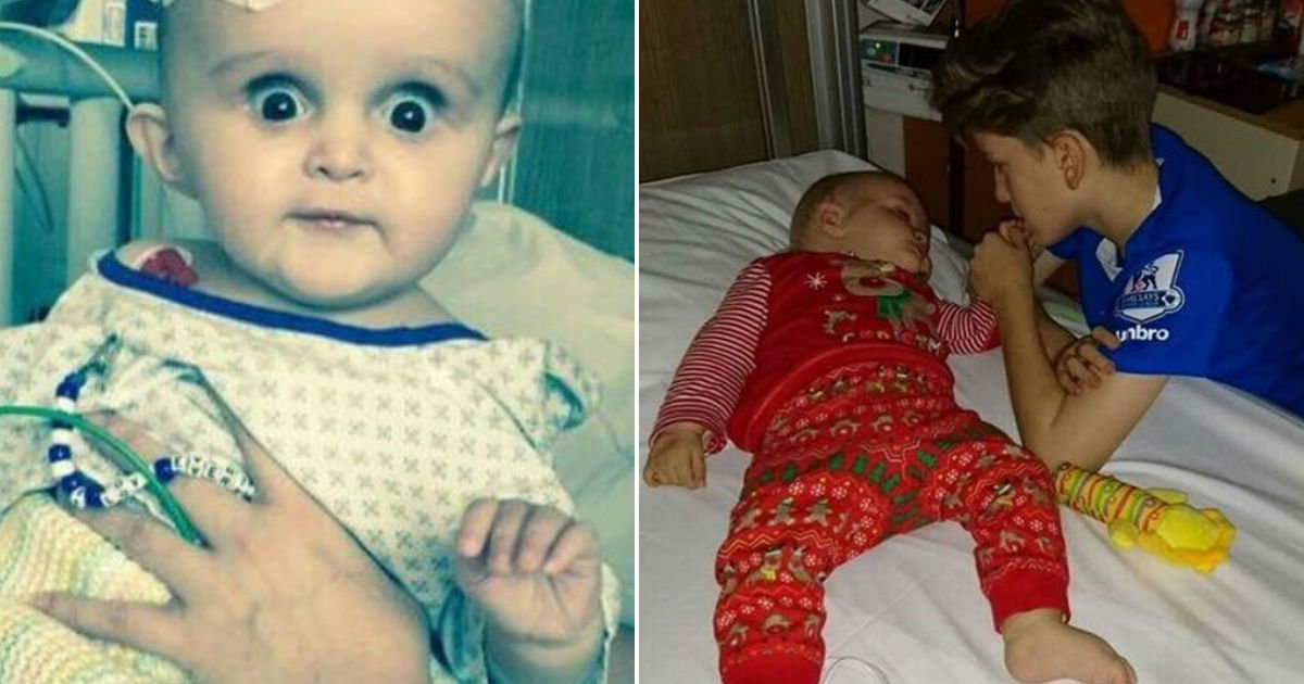 rude stranger baby 2 - Stranger Says Her Son Is Freaky. Then, Mom Brings Him To Hospital And Finds Out He Is Sick