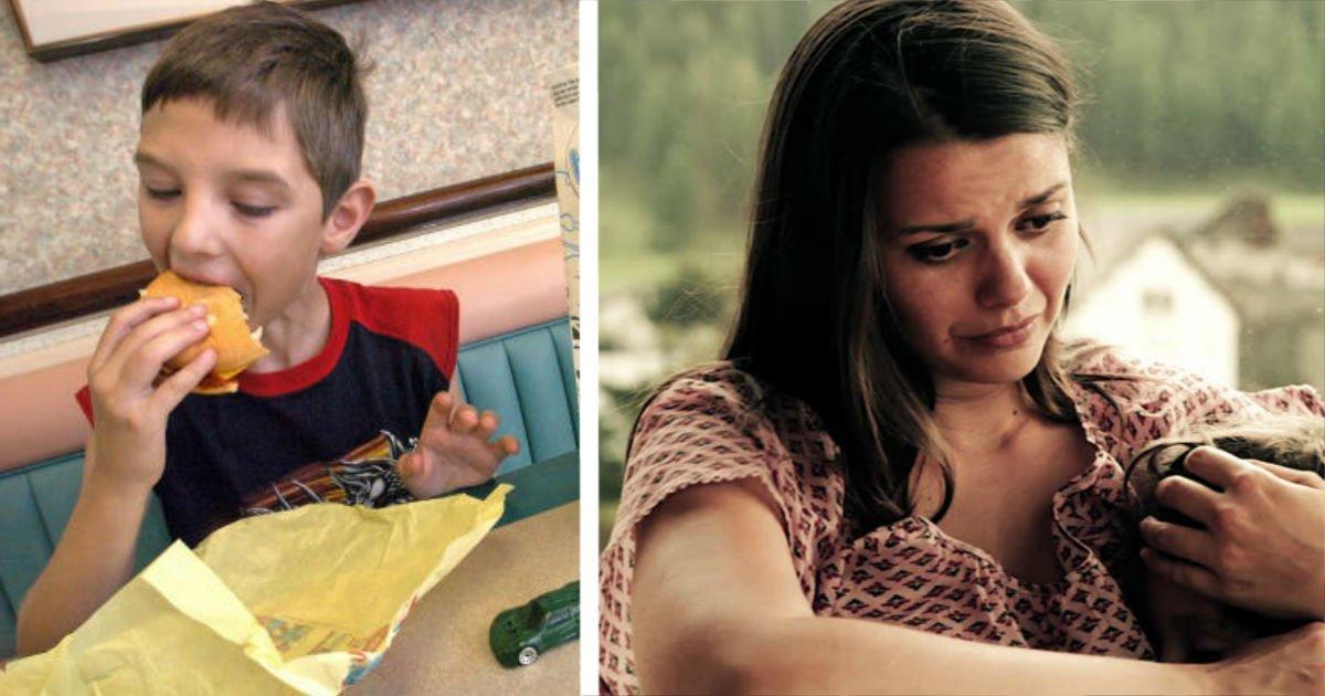 sdf.jpg?resize=1200,630 - Une mère de famille affamée n'a plus d'argent après avoir payé le repas de son fils