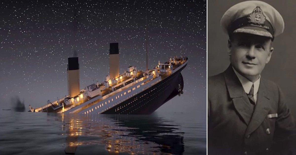titanic.jpg?resize=412,232 - 실제 타이타닉호 부선장이 공개한 '침몰 뒤 숨겨진 이야기'