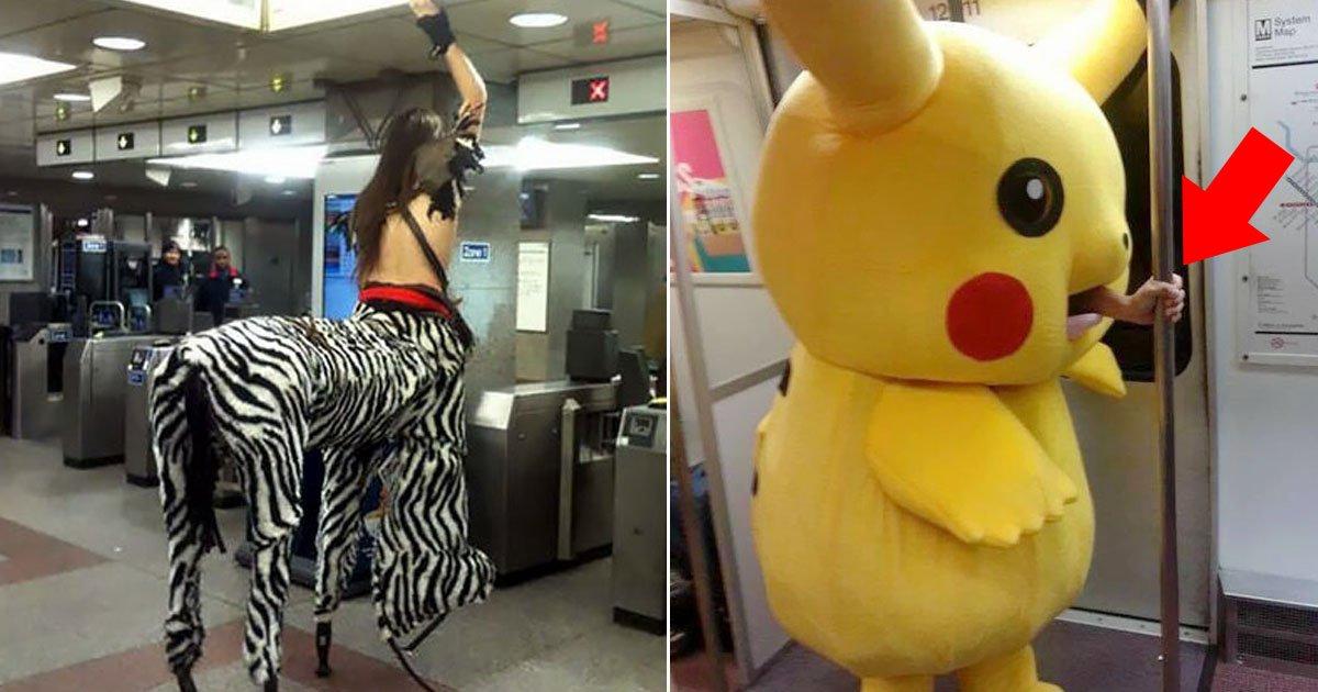 00 18.jpg?resize=1200,630 - 지하철에서 만난 '기상천외'한 사람들 (사진 20장)