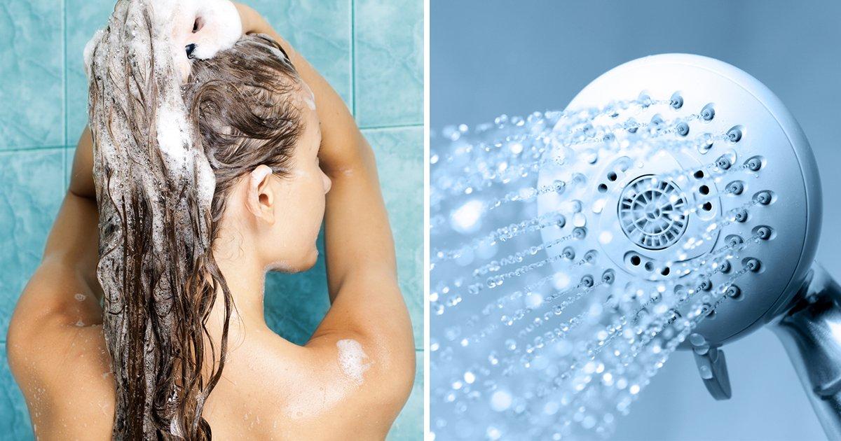 11111 - 99%의 사람들이 평생 잘 못 해 온 샤워 습관 10가지