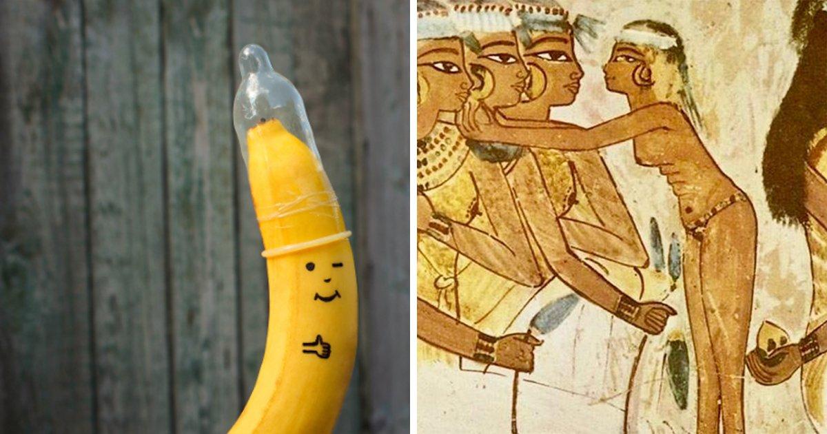 1709170100th.jpg?resize=412,232 - '콘돔'이 없었을 시절... 기상천외한 고대인들의 '피임법' 6가지