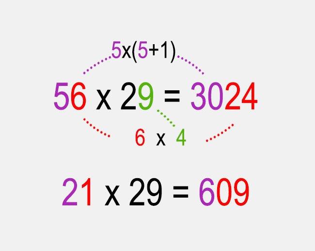 9 6 - 9 trucos matemáticos que no te enseñarán en la escuela
