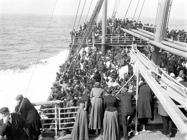 antepassados imigrantes Imigrantes1 - Conheça agora o site que te ajuda a localizar fotos dos seus antepassados imigrantes