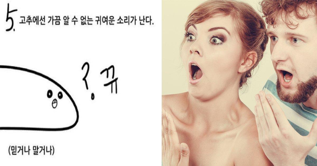article thumbnail 18 - 후방주의! '쓸데없지만 궁금한' 남자 소중이에 관한 비밀 5가지 (사진)