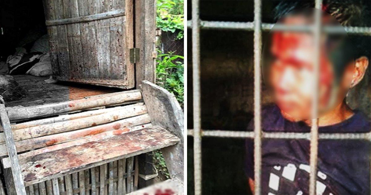 article thumbnail 22.jpg?resize=1200,630 - 86세의 할머니 성폭행 당한 뒤 잔인하게 살해당해...범인은 '아들'