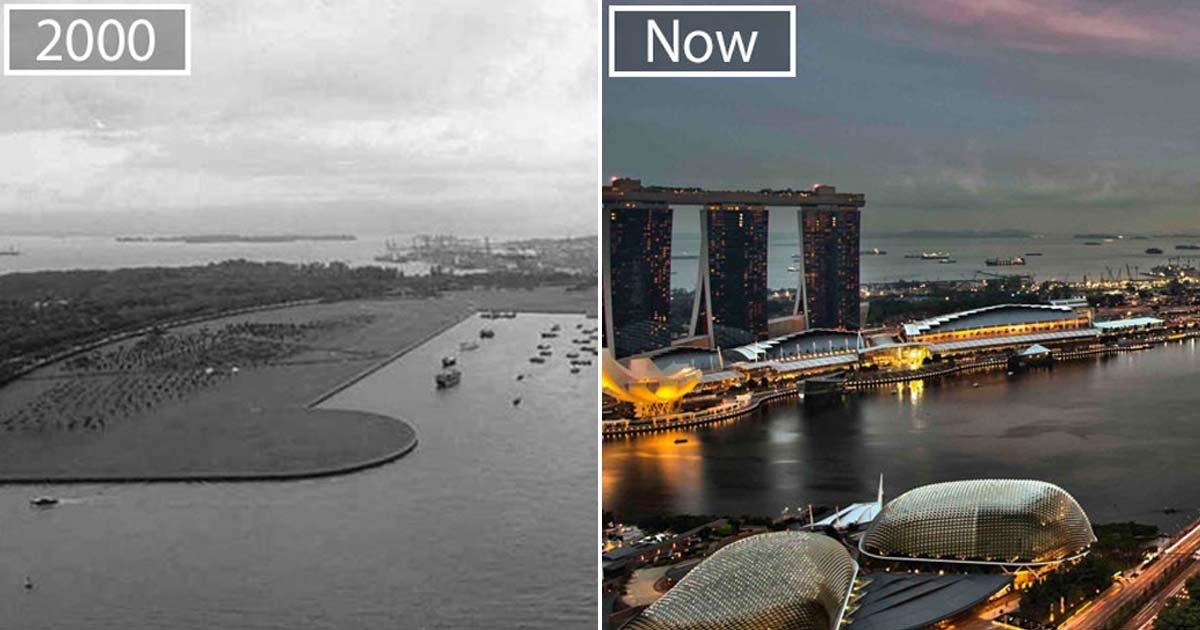 citichangeth.jpg?resize=1200,630 - 급격히 변한 세계 유명 도시들의 과거와 현재(+25)