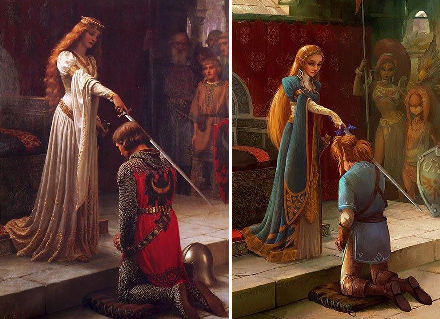 classic-paintings-into-geek-fandoms-lothlenan-6-59253e7ed99ce__880
