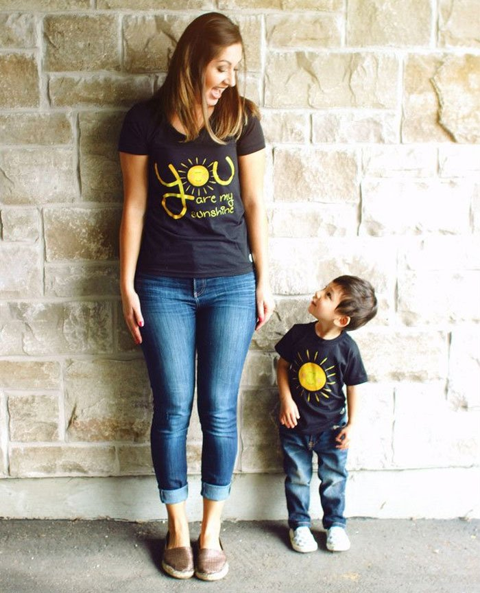 cute tshirt pairs t 4  - 10+ T-Shirts Pairs That You Will Definitely Want To Wear With Your Loved Ones