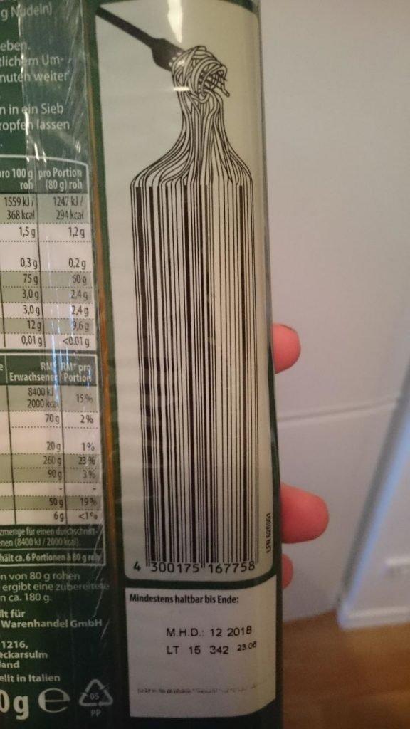 different barcode design 599c122e62158  700 576x1024 - 삑! 평범함을 거부하는 예술적인 바코드 디자인 모음 (사진 19장)