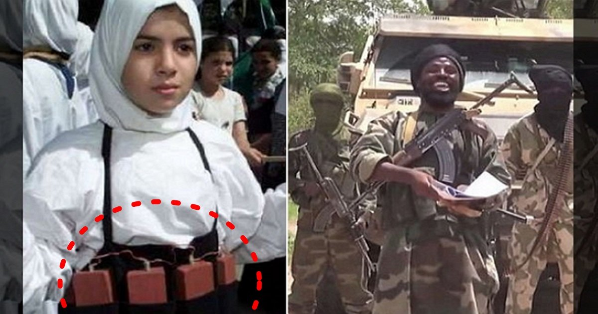 e384b4e384b9e384b4e384b9e384b4 - '인간 폭탄' 만드려고 어린 아이들 '납치'한 테러리스트 단체