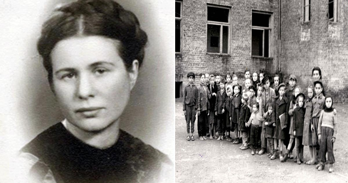eab090eb8f99ec8ba4ed9994.jpg?resize=1200,630 - 2,500명의 유대인 아이들을 탈출시킨 여성, 60년 뒤에 알려진 감동 실화
