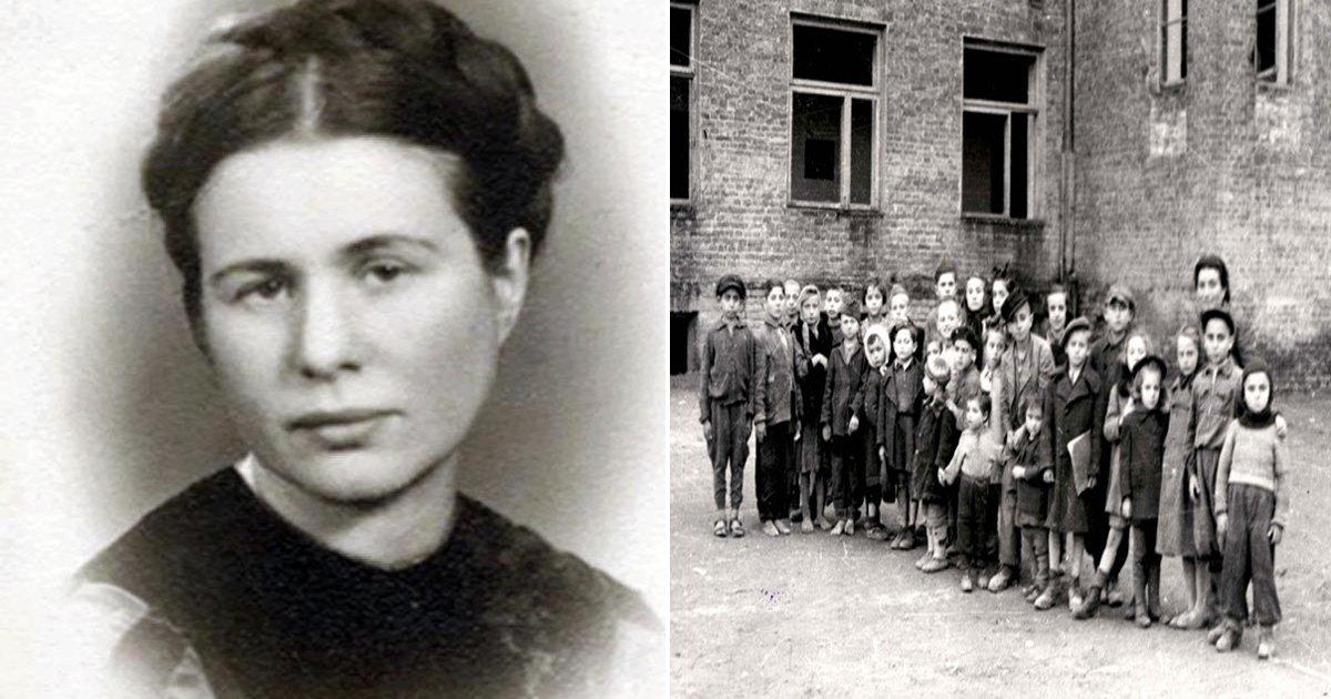 eab090eb8f99ec8ba4ed9994 - 2,500명의 유대인 아이들을 탈출시킨 여성, 60년 뒤에 알려진 감동 실화