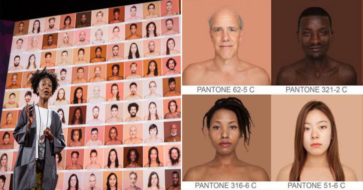 ebacb4eca09c 4 ebb3b5ec82ac - 모든 인간 '피부색'의 아름다움을 알리기 위한 '끝나지 않는' 프로젝트