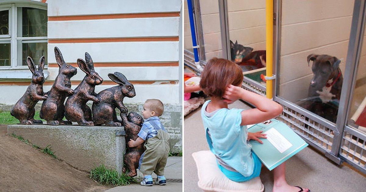 eca09cebaaa9 ec9786ec9d8c 5 - 보는 순간 마음이 따뜻해지는 '순수한 아이들'의 행동 19가지