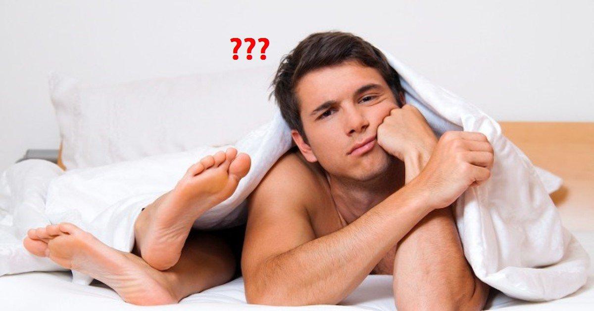erectile dysfunction in young men1 1 - 당신이 무심코 먹었던 '정력' 감퇴시키는 음식 7가지