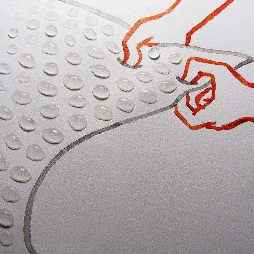 "everyday object creative illustrations christoph nieman 11 57580a811d9e3  880 - ""생활의 발견""...일상 속 사물을 활용한 기발한 일러스트 작품 (사진 23장)"
