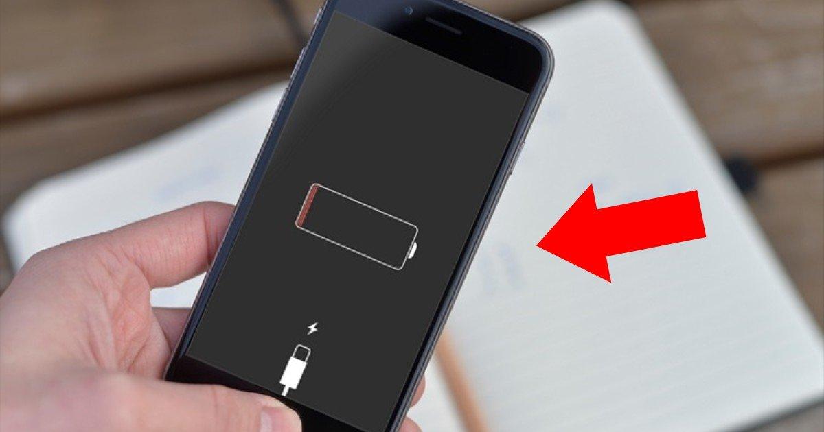 how to fix iphone 7 battery problems.jpg?resize=1200,630 - '버튼' 하나로 스마트폰 '2배' 빠르게 충전하는 방법