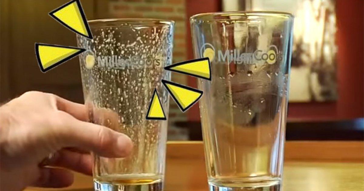 img 59c42c7929528.png?resize=412,232 - ビールジョッキが綺麗に洗われているかどうかを知る3つの超簡単な方法
