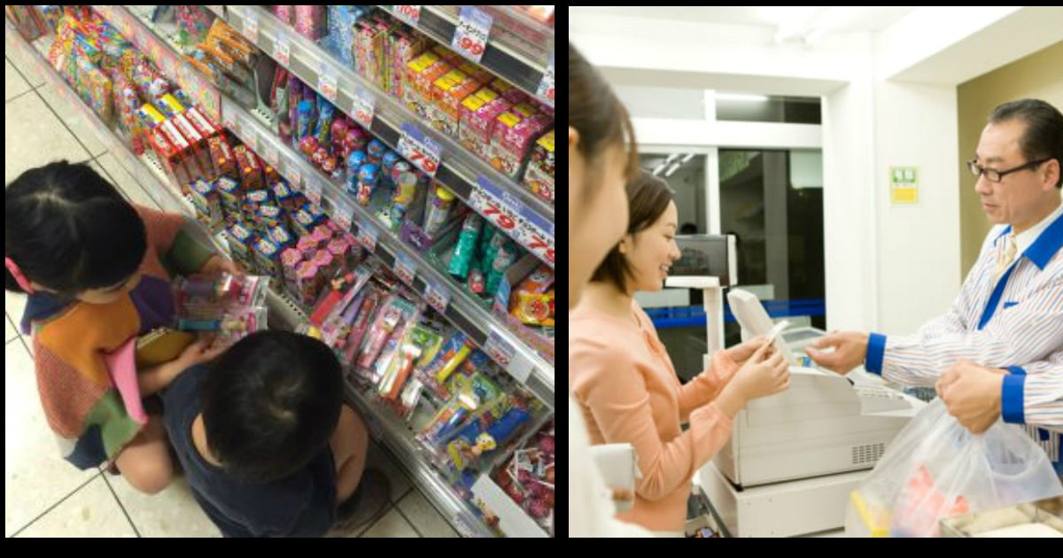 konbini ttl.jpg?resize=1200,630 - 子供が商品にいたずら!「買い取らなければならないの?」