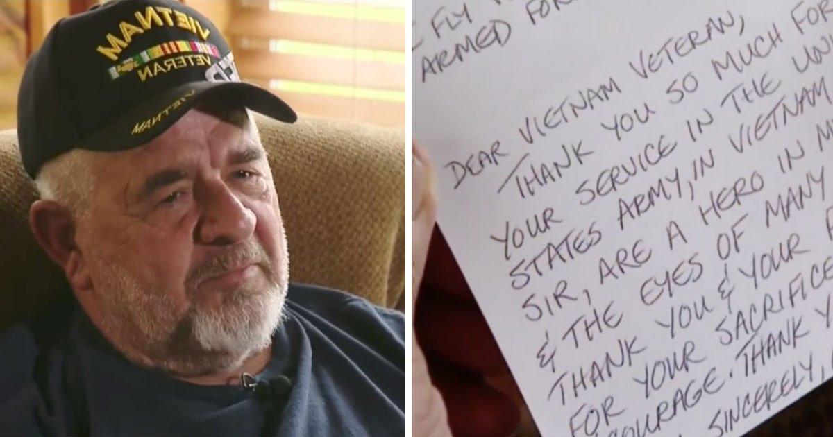 veteran-letter-on-truck