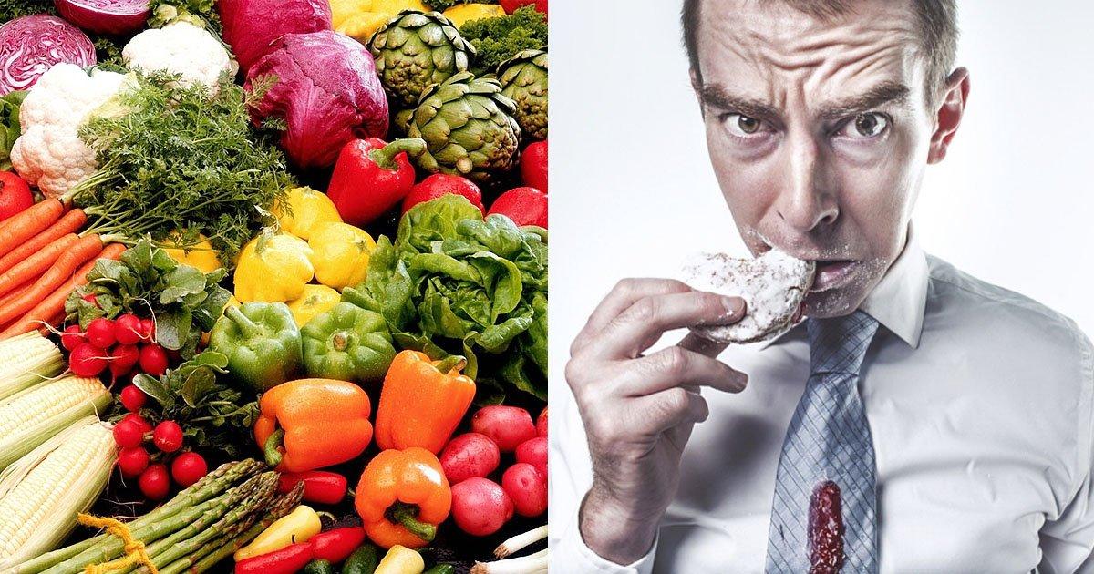 1 22 - 지금 당장 '채소'가 필요한 당신에게 보내는 몸의 10가지 '경고'