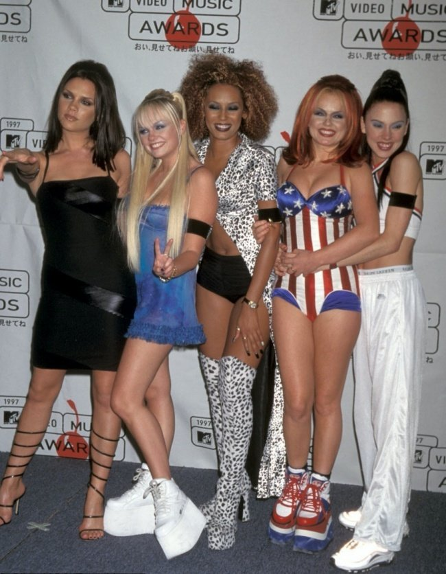 © Spice Girls © 슈팅 스타 / Sipa USA / East 뉴스