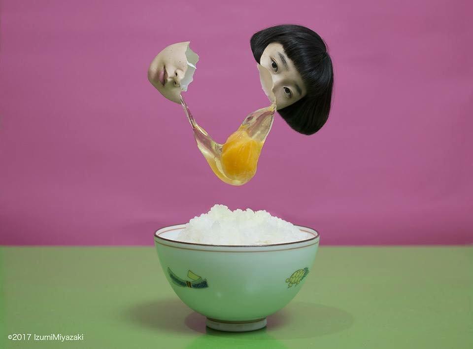 19884213 630647250474809 1600228940228447168 n - '어마어마한 상상력'이 돋보이는 일본 사진작가의 초현실적 작품들 (사진 20장)