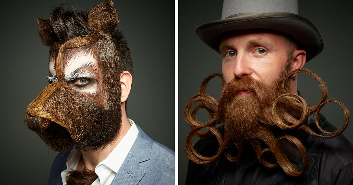 2017 world beard moustache championship greg anderson fb13.png?resize=300,169 - 10 Best Beards From 2017 World Beard And Mustache Championship