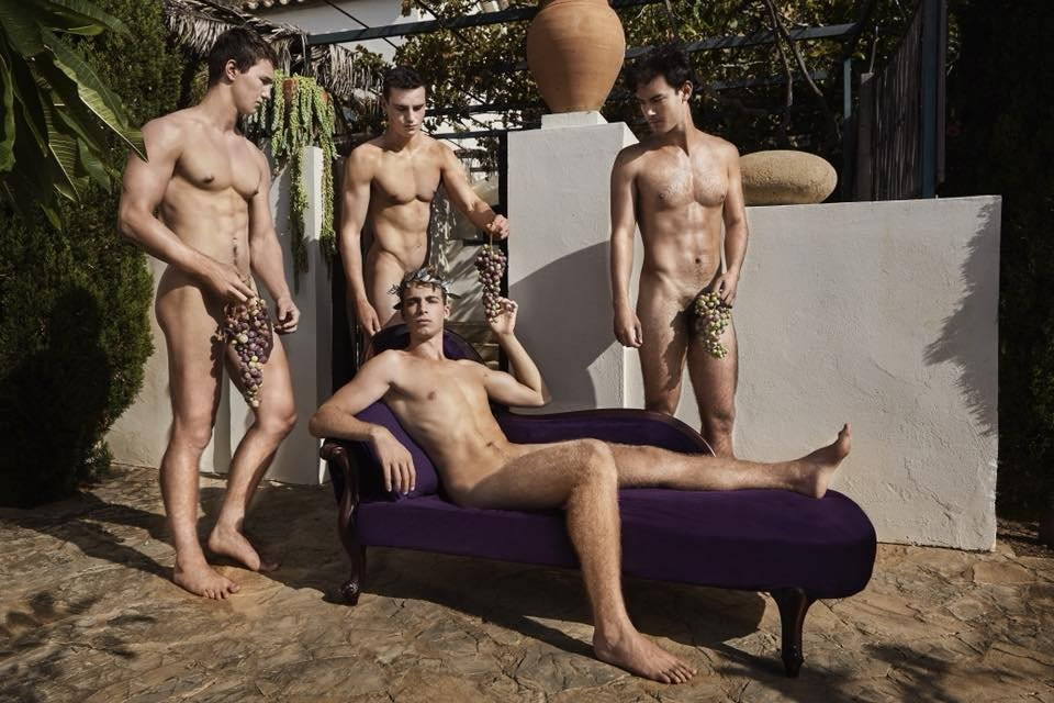 Facebook 'The Warwick Rowers Calendar'