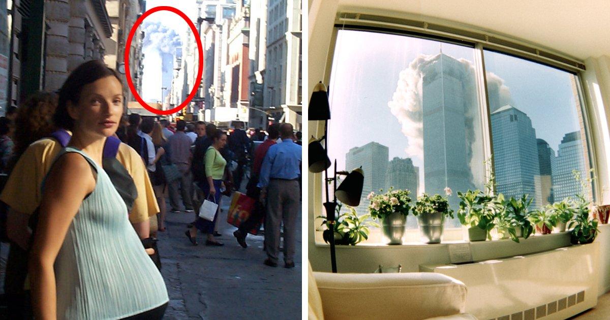 article thumbnail 67.jpg?resize=1200,630 - 당신이 이전에는 보지 못했을 '911 테러'를 기록한 순간들(사진 20장)