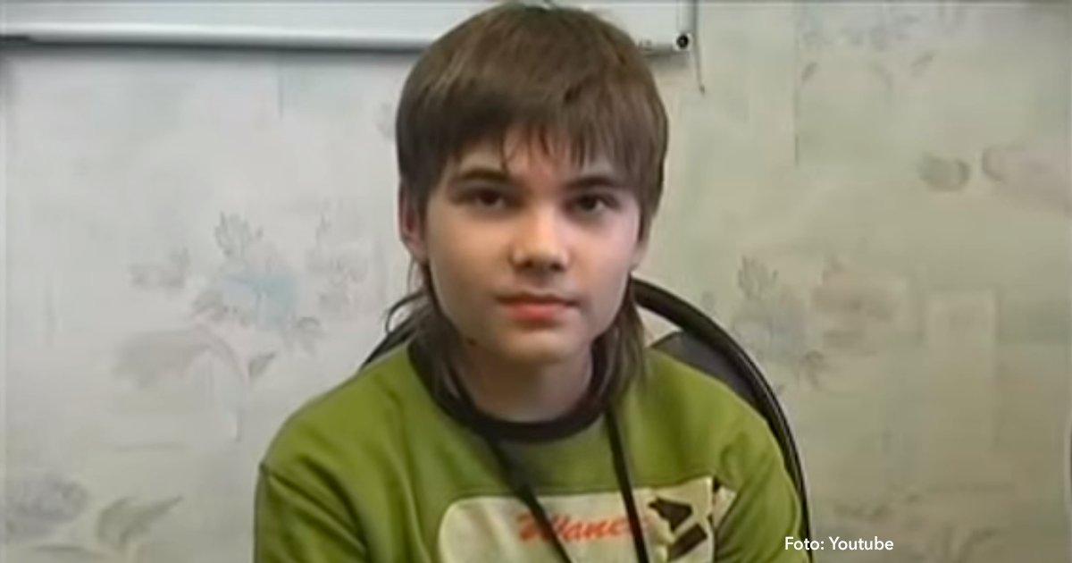 asd.png?resize=1200,630 - Es conocido como el niño de Marte y en este video nos cuenta su vida pasada en aquel planeta